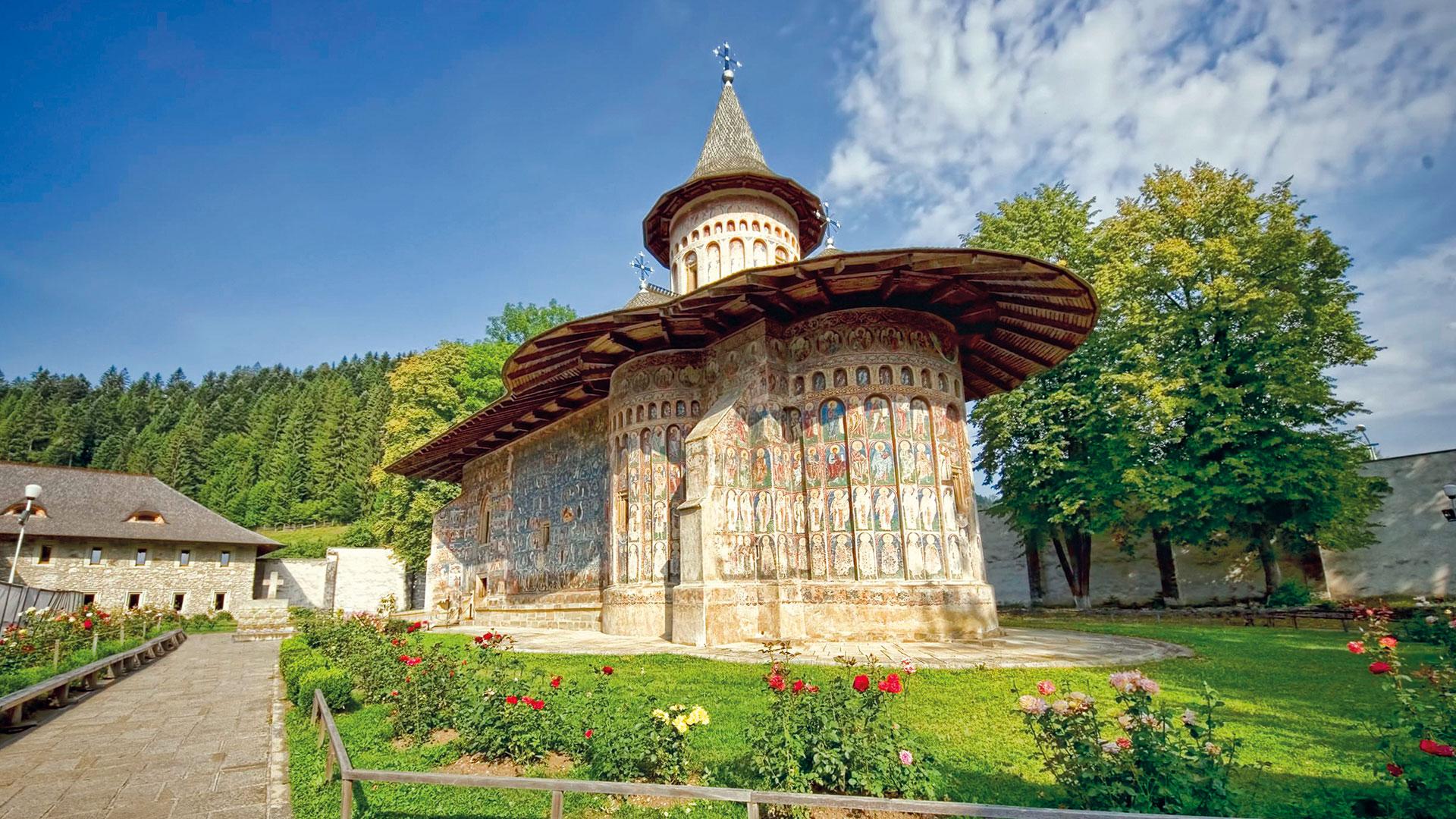 Garten Der Karpaten